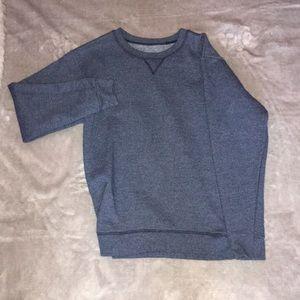 Navy Blue New Boys Crewneck Sweatshirt
